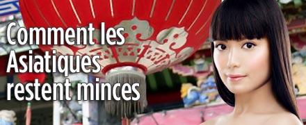 R gime pour mincir comment les asiatiques restent minces - Comment utiliser agar agar comme coupe faim ...