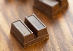 Le chocolat n'est pas proscrit dans un régime