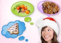 10 aliments de Noël qui ne font pas grossir !