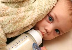 Bien choisir le lait infantile