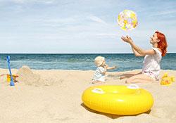 10 lieux de rêve à découvrir avec bébé