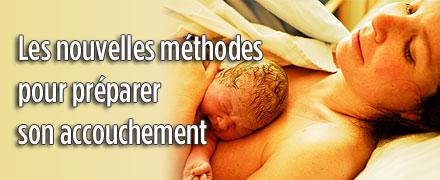 Les nouvelles m�thodes pour pr�parer son accouchement