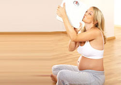 Votre poids id�al pendant la grossesse