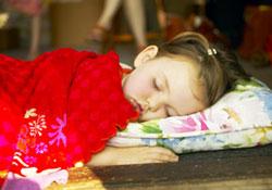 Aidez votre enfant à dormir