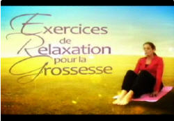 Vidéo : Les exercices de relaxation grossesse