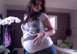 Diaporama : Les miss grossesse les plus branchées