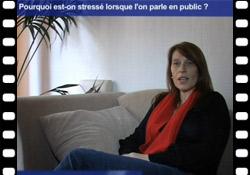 Vidéo : Parler en public sans stress