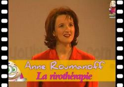 Vidéo : Anne Roumanoff vous soigne par le rire !