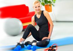 sport maison matériel exercices