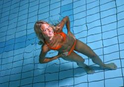 L'aquagym : un sport pour lutter contre les jambes lourdes