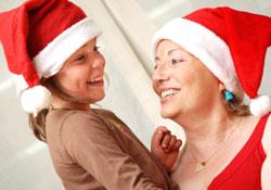 Le fou rire de Noël
