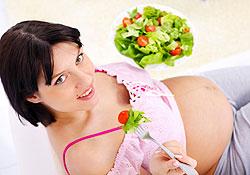Maintenir un poids idéal pendant la grossesse