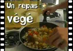 Vidéo : La bonne humeur des végétariens