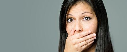 Luttez contre la mauvaise haleine