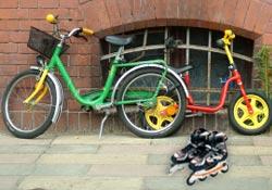 Connaissez-vous les transports alternatifs ?