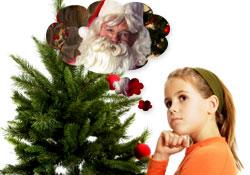 Pourquoi personne n'a jamais vu le Père Noël