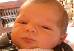 Le premier bébé d'Aujourdhui.com : bienvenue à Quentin !