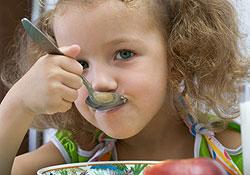 Incollable sur l'équilibre alimentaire des enfants?