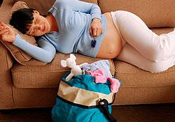 Grossesse: avez-vous les bons réflexes pour bien dormir?
