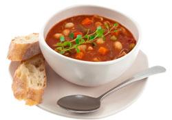 Incollable sur… les soupes ?