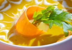 Les soupes vous aident dans votre régime alimentaire
