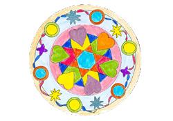 Le Mandala : un test de couleur gratuit à la portée de tous !