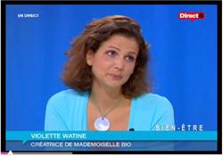 Vidéo : Les cosmétiques biologiques de Mlle Bio