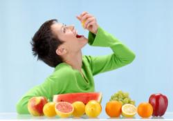 Le bon régime quand on est jeune !