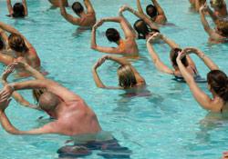 Aquagym : jetez-vous � l�eau pour maigrir