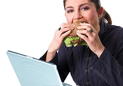 alimentation, aliments, stress