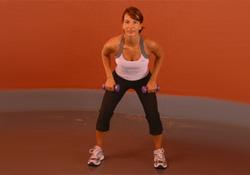 maigrir des cuisses, flexions, halt�res