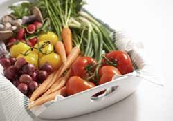 Faites le plein de légumes de saison !