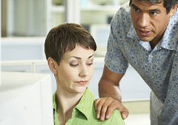 Faites face au harcèlement au travail