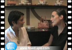 Vidéo : Le massage aux pierres chaudes