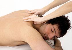 Une petit massage et beaucoup d'intimité